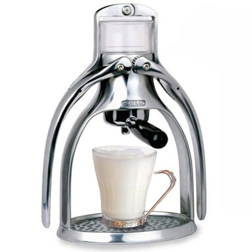 Espresso Maker, designed by Patrick Hunt of Therefore Design