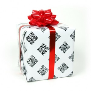 QRapping Paper